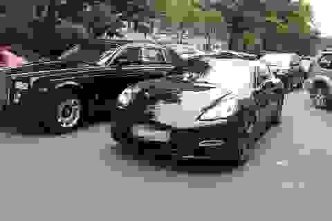 Chơi siêu xe chục tỷ, đại gia Việt phải nộp phí trước bạ bằng một xe sang