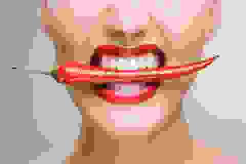 Ăn thức ăn cay mỗi ngày có nguy cơ mắc chứng mất trí nhớ cao