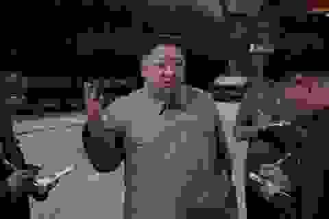 """Ẩn ý của Triều Tiên khi """"khoe"""" ảnh ông Kim Jong-un thị sát tàu ngầm"""