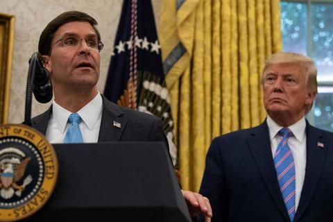 Lập trường cứng rắn với Trung Quốc của tân Bộ trưởng Quốc phòng Mỹ
