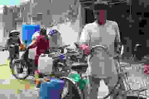 Bình Định lo thiếu nước cho sinh hoạt và cây trồng