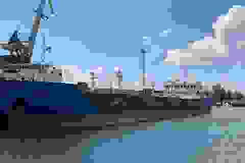 Ukraine thả các thủy thủ tàu dầu Nga