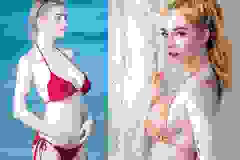Hot girl xăm trổ Thái Lan cơ thể nhuốm đầy mực vẫn đẹp như thiên thần