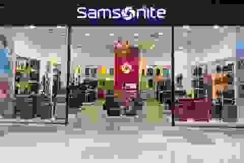 Samsonite Việt Nam khuyến mãi lớn mùa hè 2019