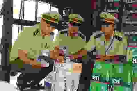 Phú Yên: Bắt giữ hàng chục ngàn chai bia Heineken và sữa Ensure không rõ nguồn gốc