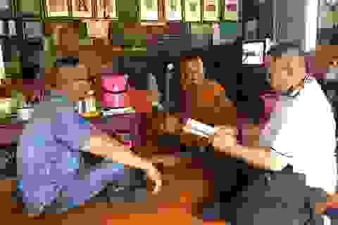 Nhà sư Thái Lan 81 tuổi bị bắt vì nghi từng cưỡng hiếp bé gái 13 tuổi