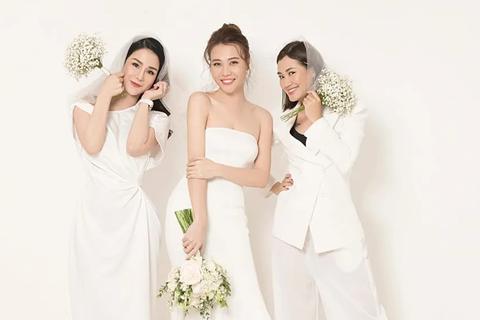 Diệp Lâm Anh than mất suất làm phù dâu đám cưới Cường Đôla - Đàm Thu Trang