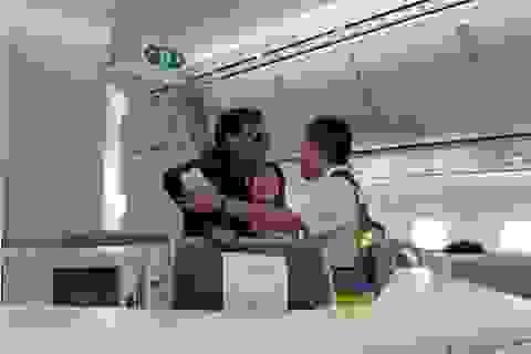"""Vì sao khách thương gia """"sàm sỡ"""" cô gái trên máy bay chưa bị xử lý?"""