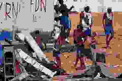 Băng đảng đụng độ đẫm máu trong nhà tù Brazil, hơn 50 người chết