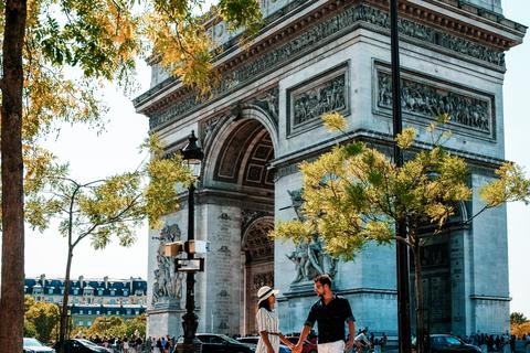 Vì sao nên đến Paris vào mùa thu?