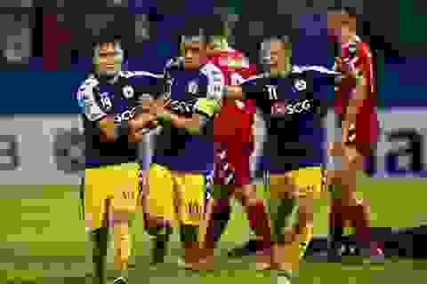 Bình Dương 0-1 CLB Hà Nội: Văn Quyết ghi bàn