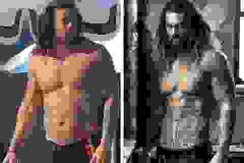 """Tài tử """"Aquaman"""" điềm nhiên đón nhận mọi khen chê ở tuổi 40"""