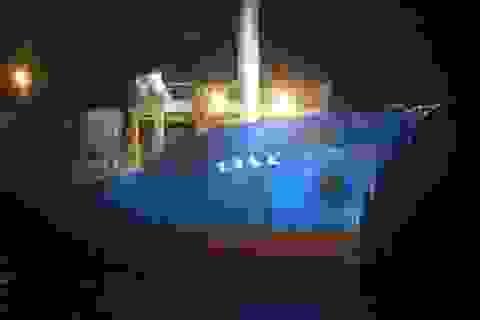 Đài Loan nói tàu chiến Trung Quốc đâm móp tàu hàng giữa lúc căng thẳng