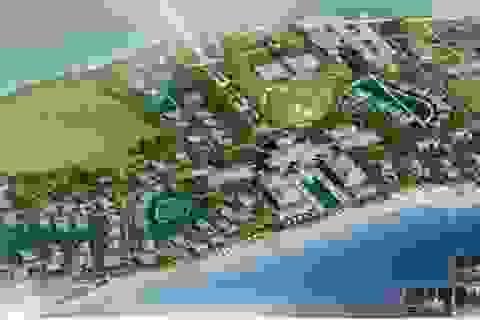 Quảng Ngãi: Hàng loạt dự án du lịch chậm tiến độ