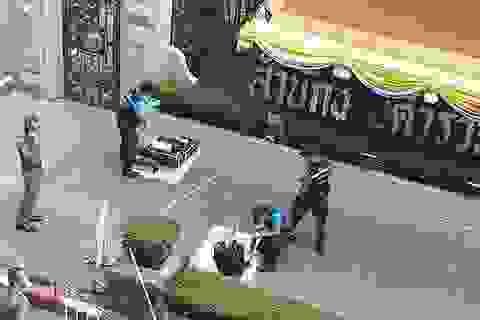 Nổ liên tiếp tại trung tâm thủ đô của Thái Lan
