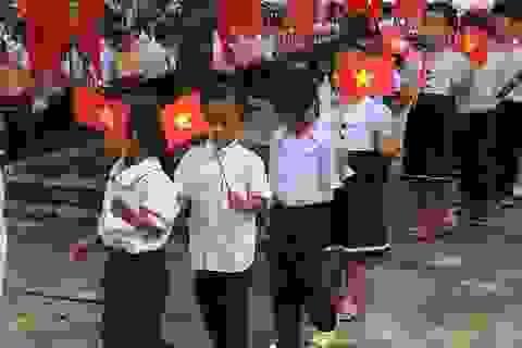 Nha Trang: Hơn 7.000 học sinh bước vào lớp 1 năm học 2019-2020