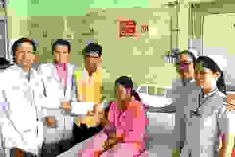 Bác sĩ góp tiền cứu bệnh nhân bị thai lưu, đột tử
