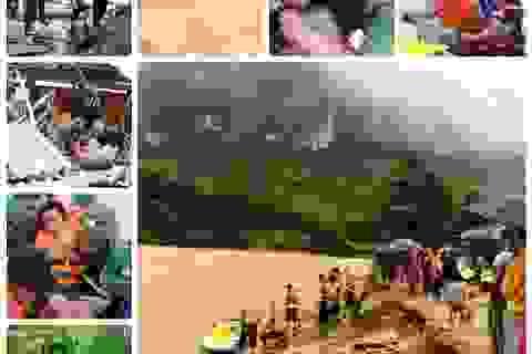 """Huy động lực lượng """"khổng lồ"""" tìm kiếm 12 người mất tích do mưa lũ"""