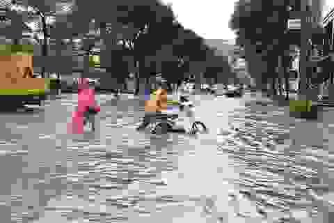 Bắc Bộ tiếp tục mưa to, có nơi mưa rất to