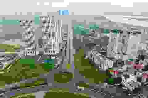 Hà Nội: Đường nối cầu Nhật Tân, Thăng Long hơn 5 năm dang dở