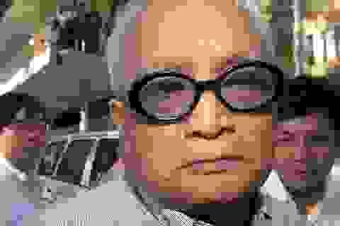 Cựu thủ lĩnh Khmer Đỏ chết ở tuổi 93