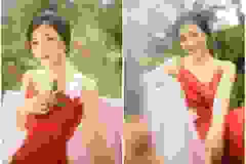 """Nàng thơ Hà thành """"đốn tim"""" người đối diện từ ánh nhìn đầu tiên"""