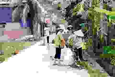 Bước đột phá cải thiện môi trường nông thôn ở Vĩnh Phúc