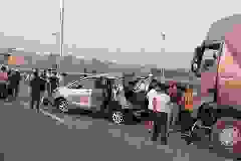 Sáng nay xét xử vụ án container đâm Innova đi lùi trên cao tốc Hà Nội – Thái Nguyên
