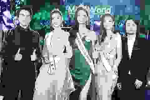 MC Vũ Mạnh Cường xin lỗi BTC Miss World Việt Nam vì sự cố