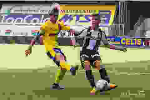 Công Phượng không ra sân, Sint Truidense thắng đối thủ mạnh ở Bỉ