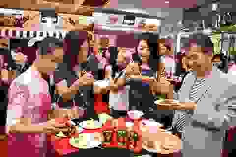 Bất ngờ tương ớt CHIN-SU được ngợi khen trên báo lớn Nhật Bản