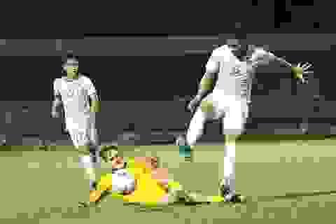 U18 Việt Nam thua đậm Australia tại giải U18 Đông Nam Á