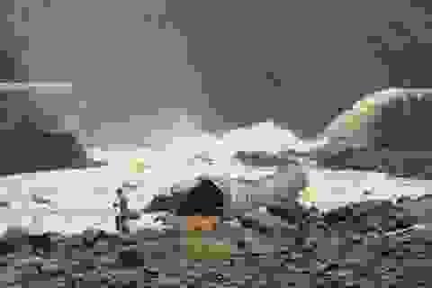 Mở được van xả tràn, đập thủy điện thoát nguy cơ vỡ