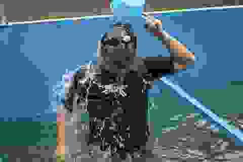 Chuyên gia Nhật Bản tắm sông Tô Lịch gửi lời cảm ơn Thủ tướng