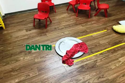 Vụ 3 trẻ mầm non bị bỏng: Tai nạn xảy ra khi cô giáo thêm cồn vào mâm giáo cụ