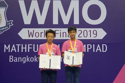 Việt Nam giành 2 huy chương Bạc tại Olympiad Toán thế giới 2019
