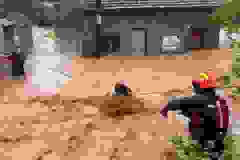 Siêu bão Lekima đổ bộ Trung Quốc: 44 người chết, 16 người mất tích
