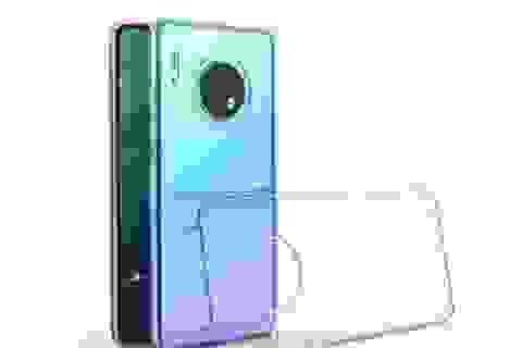 Lộ ảnh smartphone Huawei Mate 30 với thiết kế cụm camera tròn siêu độc