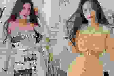 Cô gái Ninh Thuận gây ấn tượng với hình ảnh xinh từ bé