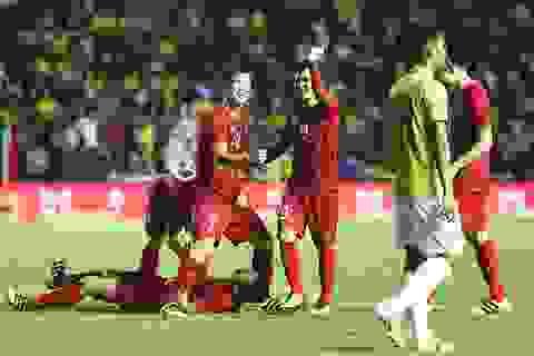 Thái Lan thu hẹp cách biệt với tuyển Việt Nam trên bảng xếp hạng FIFA