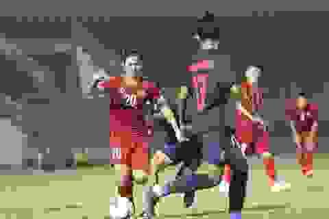 Hòa U18 Thái Lan, U18 Việt Nam mong manh cơ hội đi tiếp