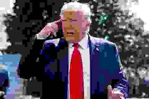 Ông Trump bất ngờ đăng bức ảnh cao ốc chọc trời ở đảo lớn nhất thế giới