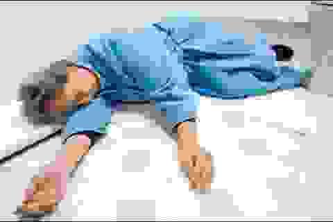 Tiểu đêm nhiều: Cơn ác mộng của đàn ông trung và cao tuổi