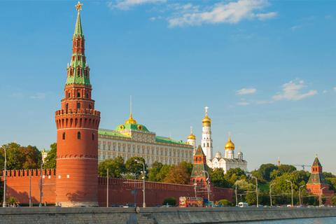 Nga tìm thấy bom từ Thế chiến 2 ở điện Kremlin