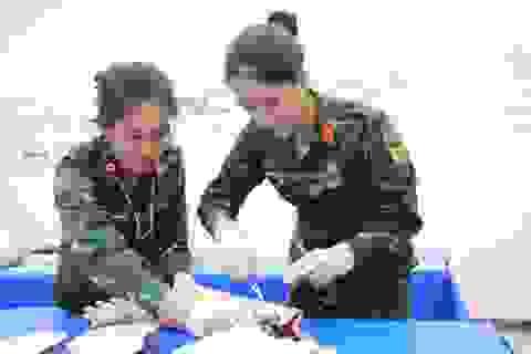 Army Games 2019: Cứu hộ-Cứu nạn vào chung kết, Quân y Việt Nam gây bất ngờ cho nước chủ nhà