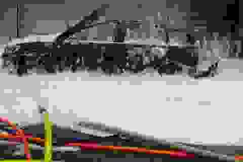 Một phụ nữ suýt thiêu rụi cả trạm xăng vì trót bơm nhầm xăng vào xe máy dầu