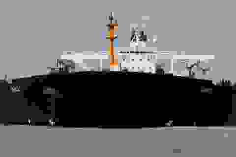 Anh thả siêu tàu chở dầu Iran bất chấp Mỹ ngăn cản