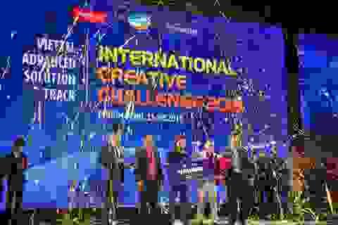 """Việt Nam giành giải Nhất cuộc thi """"Tìm kiếm giải pháp sáng tạo toàn cầu 2019"""""""