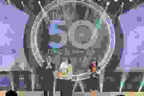 Bảo Việt được vinh danh trong danh sách 50 công ty niêm yết tốt nhất Việt Nam năm thứ 7 liên tiếp