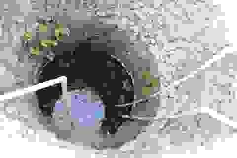 """Nước mặn uy hiếp """"túi nước ngọt"""" trên đảo Lý Sơn"""